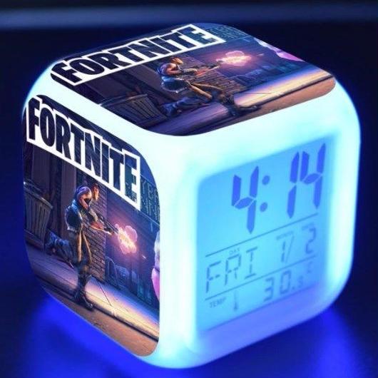 フォートナイト LEDデジタル目覚まし時計 ゲーム Fortnite    プレゼント クリスマス ギフトにも 6