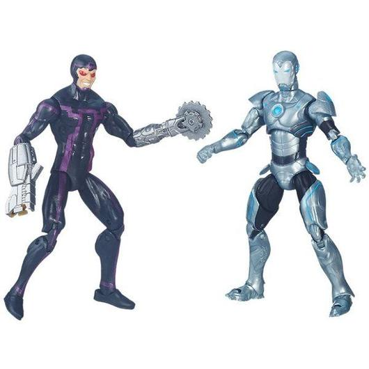 """マーベル ハズブロ HASBRO Marvel Legends 3.75"""" Comic Two-Pack Mechanical Masters"""