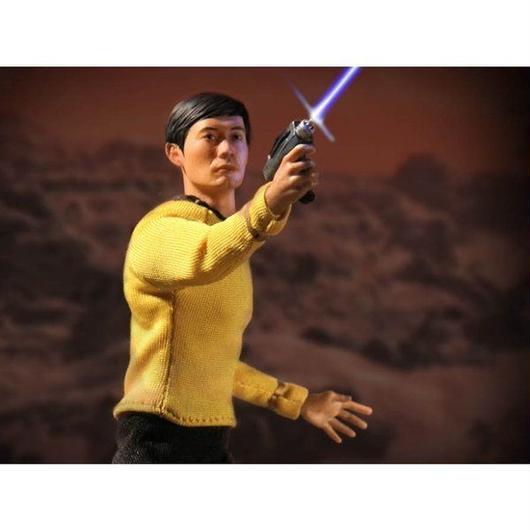 スタートレック メズコ MEZCO TOYZ Star Trek One:12 Collective Hikaru Sulu