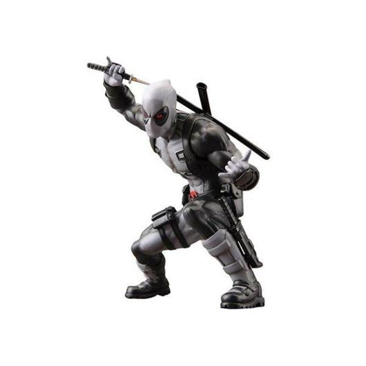 マーベル コトブキヤ KOTOBUKIYA Marvel Now ArtFX+ Deadpool Statue (X-Force Variant) PX Previews Exclusive