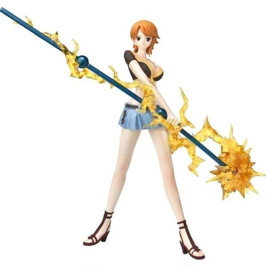 ワンピース おもちゃグッズ Toys and Collectibles One Piece Nami Battle Version Figuarts Zero Figure
