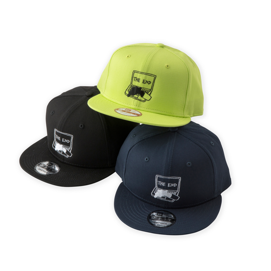 Ken Kagami × INN|6 PANEL SNAPBACK CAP