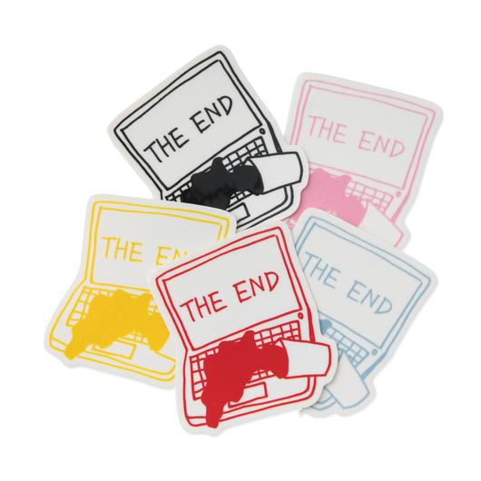 Ken Kagami × INN|THE END STICKER