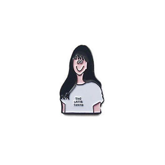 face × THE LATTE TOKYO|TLT GIRL PINS