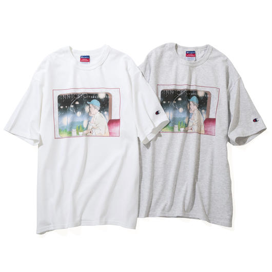 石井嗣也 × INN|SUMMERTIME SADNESS TEE