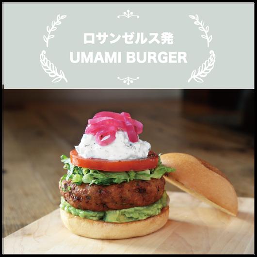 UMAMI BURGER(ウマミバーガー)/ファラフェル