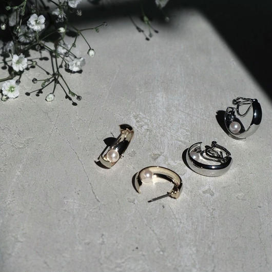 C_ring  pierce /  earring