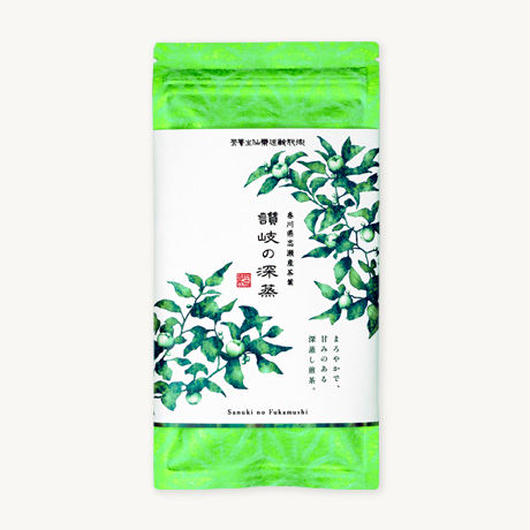 讃岐の深蒸【煎茶】