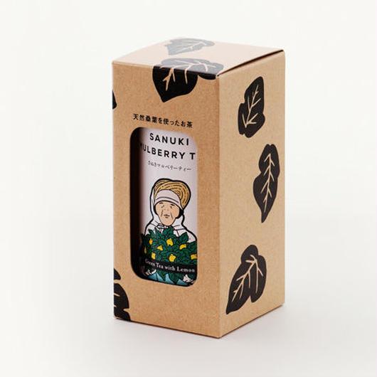 さぬきマルベリーティー【桑茶レモンティーバッグ、缶・箱入り】