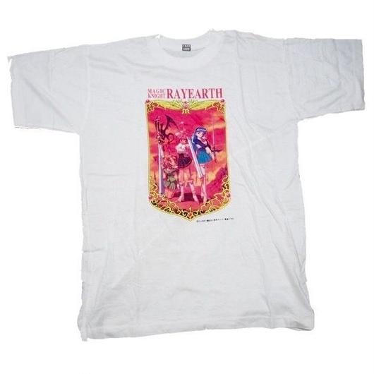 1995's MANGA T-shirts(レイアース 白)実寸M