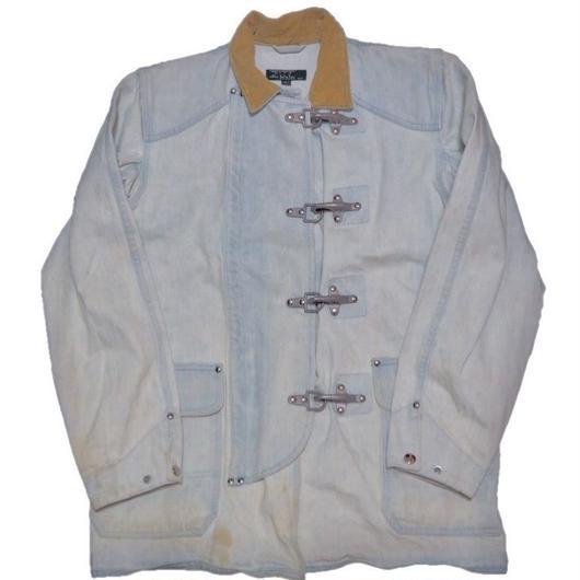 1980's POLO ralphlauren ファイヤーマンジャケット実寸(M)