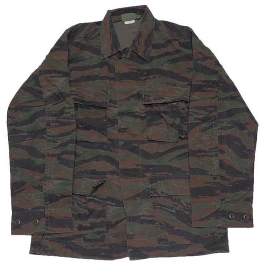 1990's  タイガーカモジャケット  表記(S-R)