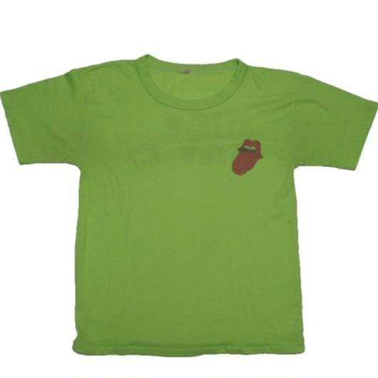 1980's bootleg ローリングストーンズ T-shirts   実寸(M)