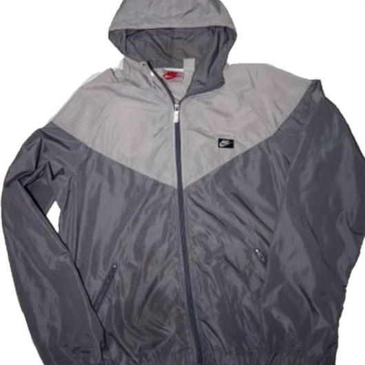 1990's NIKE 「銀タグ」nylon jacket  表記(L)