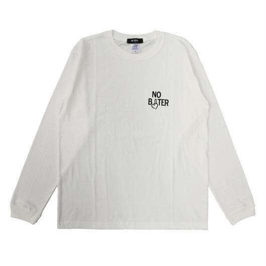 [NOBiTER/ノーバイター][NOBiTERxDECADEWORKS]コラボロゴロングTシャツtypeB  nbt184037