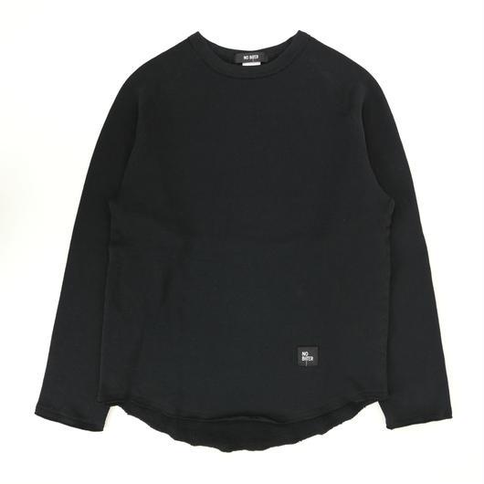 [NOBiTER/ノーバイター]男女兼用フレンチテリースウェットシャツ nbt182016