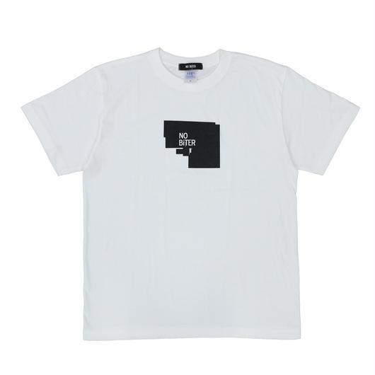 [NOBiTER/ノーバイター]男女兼用  光と影グラフィックデザインTシャツ  5001-01 nbt182019