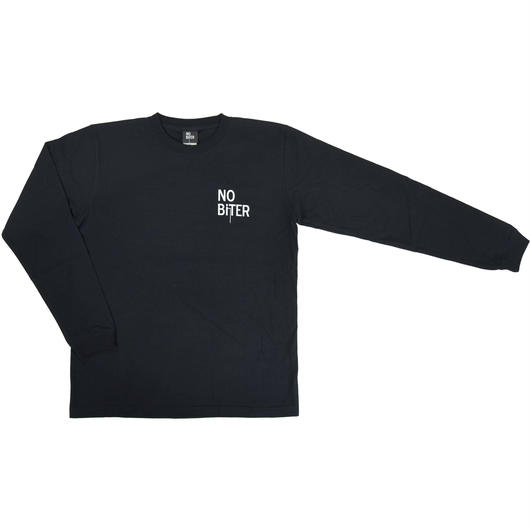 [NOBiTER/ノーバイター]NBロゴロングTシャツ(5.6oz) nbt174002