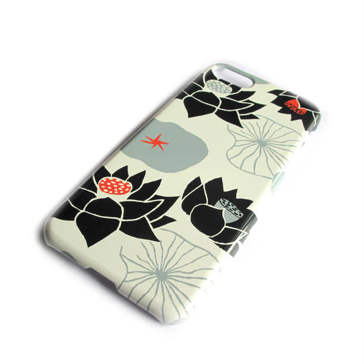 NOBORIYA iPhone7用ケース HASU(ホワイト)