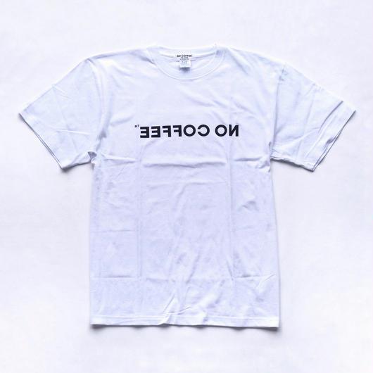 NO COFFEE × HARE Tシャツ ホワイト