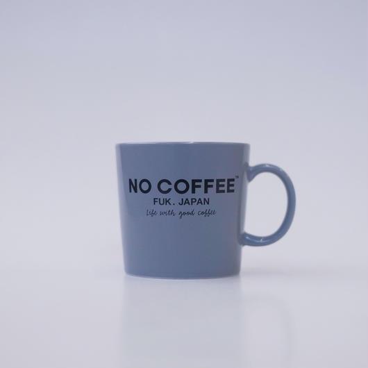 NO COFFEE マグカップ  (グレー)