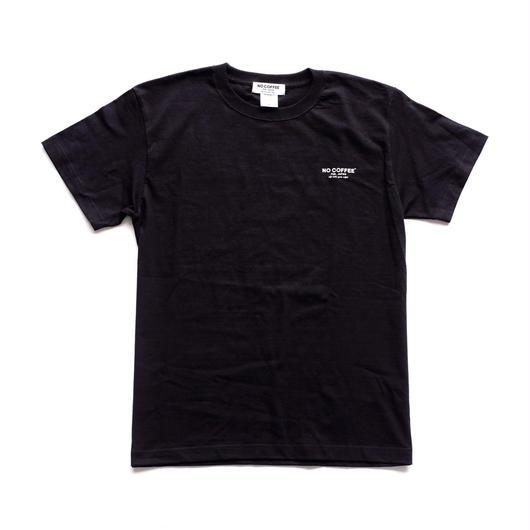 NO COFFEE × ソノカノ Tシャツ ブラック