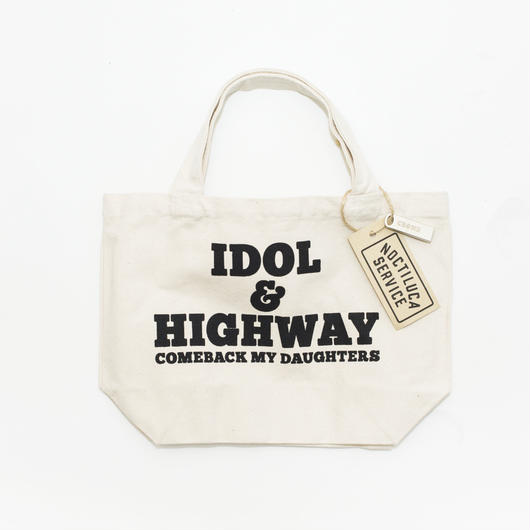 "Comeback My Daughters ""IDOL&HIGHWAY""USB + TOTE BAG"