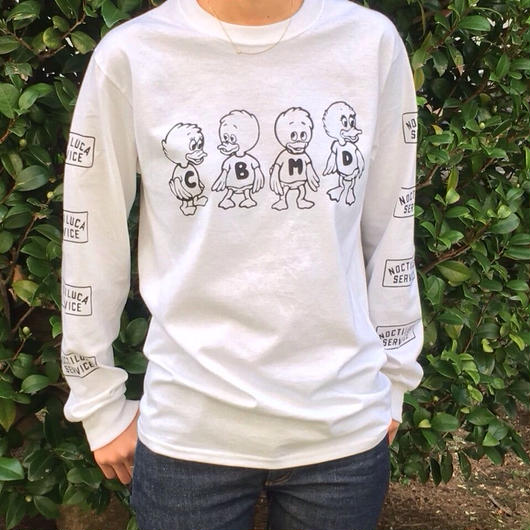 """Comeback My Daughters """"DUCK"""" Long Sleeve"""