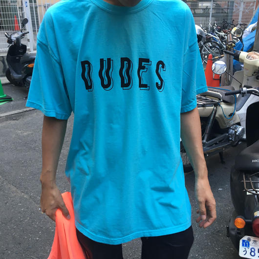 """Comeback My Daughters """"DUDES"""" T-shirts"""
