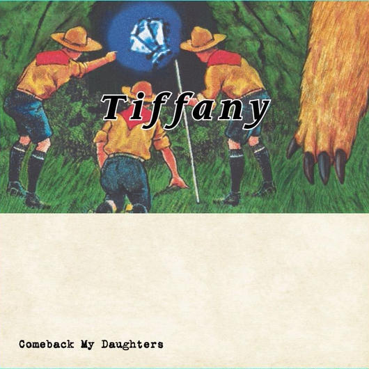 "Comeback My Daughters ""Tiffany"" Single CD"