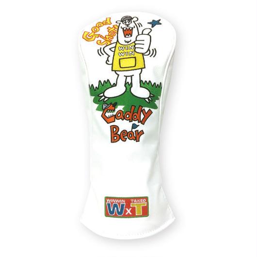 【予約販売】WINWIN×野村タケオコラボヘッドカバー(ドライバー用)