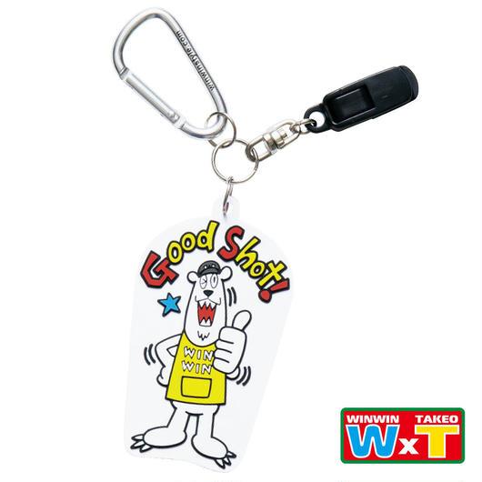 WINWIN×野村タケオコラボパターカバーキャッチャー