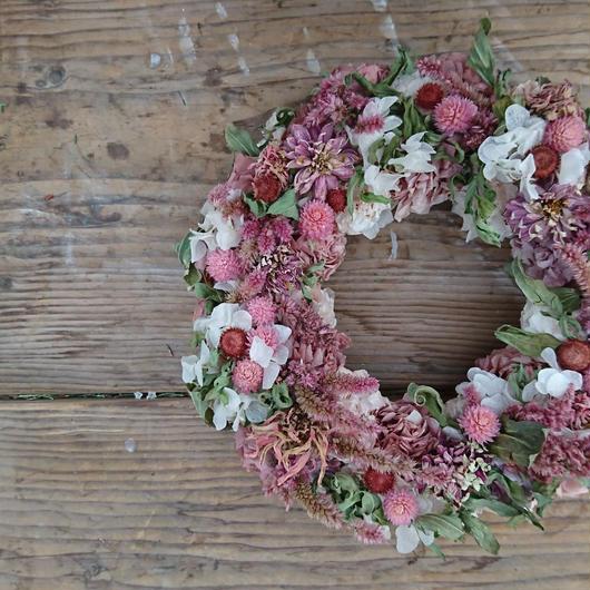 strawberry wreath