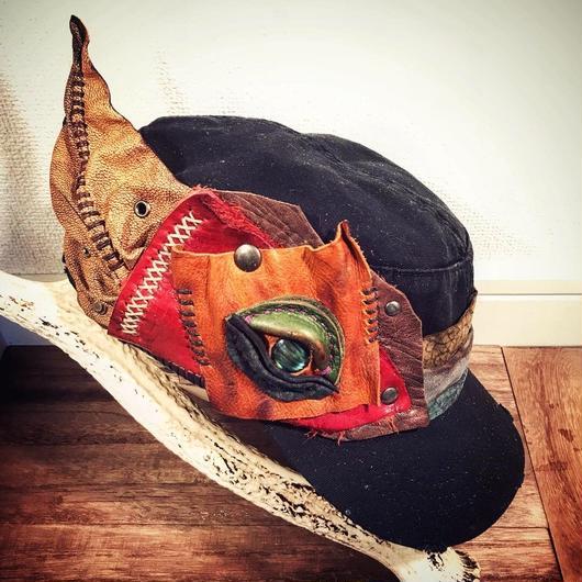 Dragon build cap