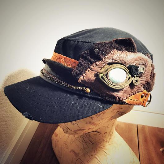 Beanstalk cap