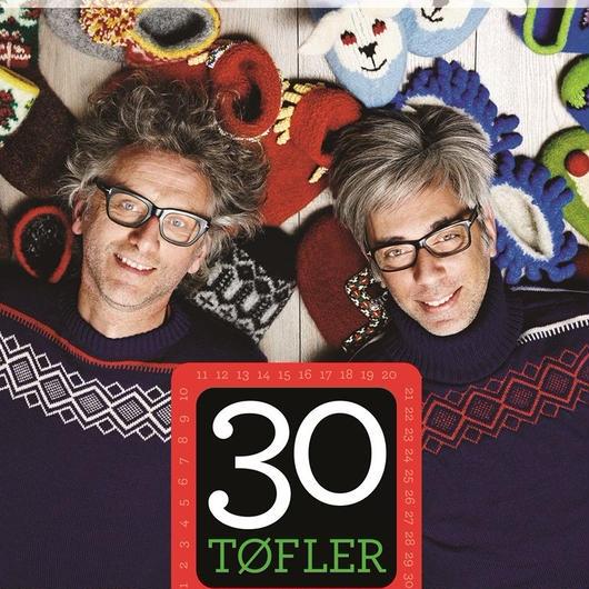 アルネ&カルロス Arne&Carlos/書籍(ノルウェー語)30 Tøfler