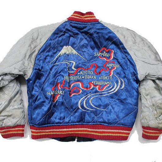 KIDS 60's JAPAN SOUVENIR JACKET キッズ スーベニアジャケット スカジャン