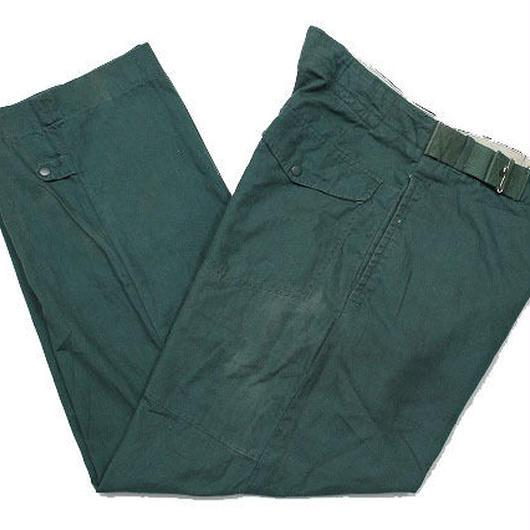 50's CUMBERLAND MASLAND MADE Fishing Pants (w28〜33) マスランド フィッシングパンツ