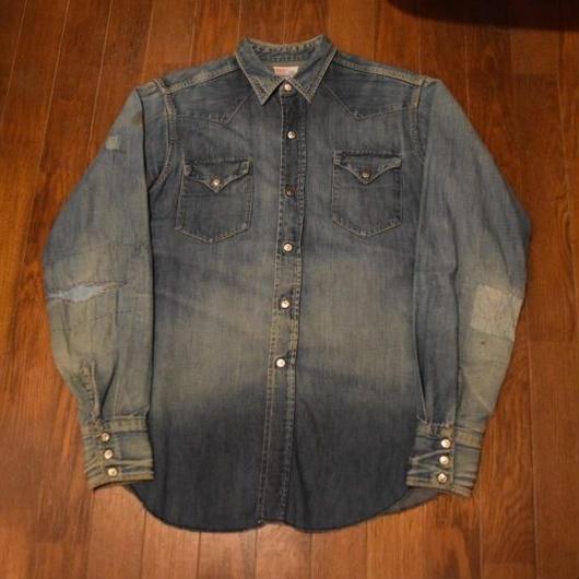 50's Levi's Short Horn Western Shirt!!!!!!!!