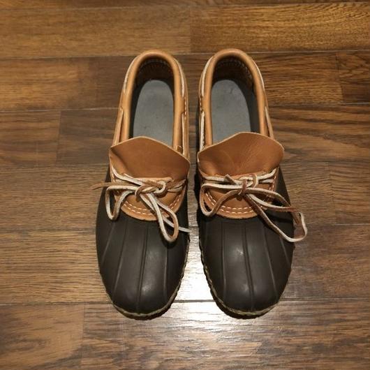 """80's """"L.L.Bean""""  Bean Boots Rubber Moccasins"""