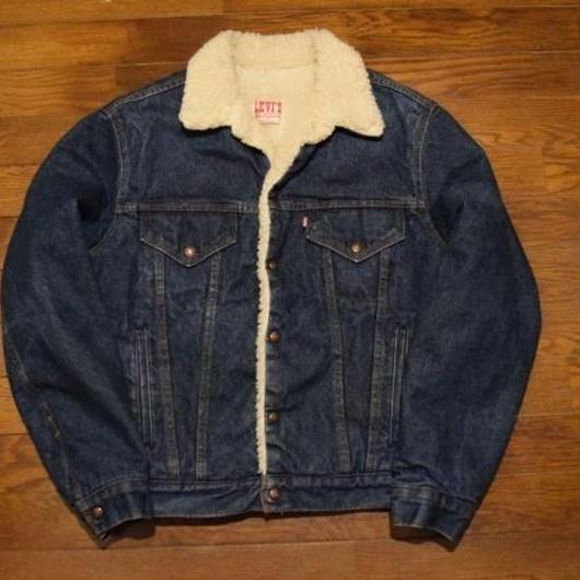 80's Levi's ボアジャケット 「70608」