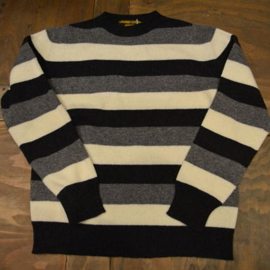 "『STANDARD CALIFORNIA』 ""Wholegarment Border Sweater"""