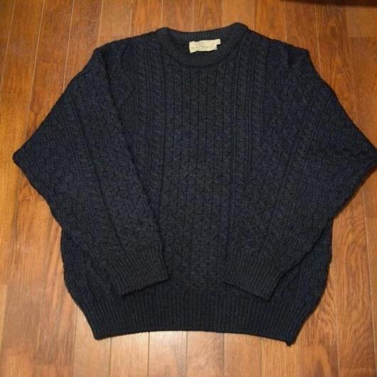 90's Quills Woollen Market アランニット
