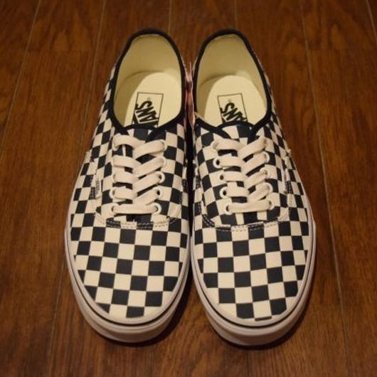 """""""NEW"""" Vans!!!! Authentic(Checkerboard) USA企画"""
