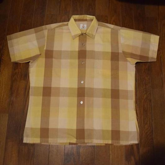 """60's """"B.V.D."""" Cotton Shirt"""