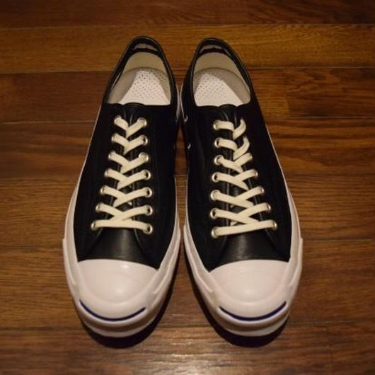 """""""NEW"""" CONVERSE Jack Purcell Signature OX Black Lather!!!"""
