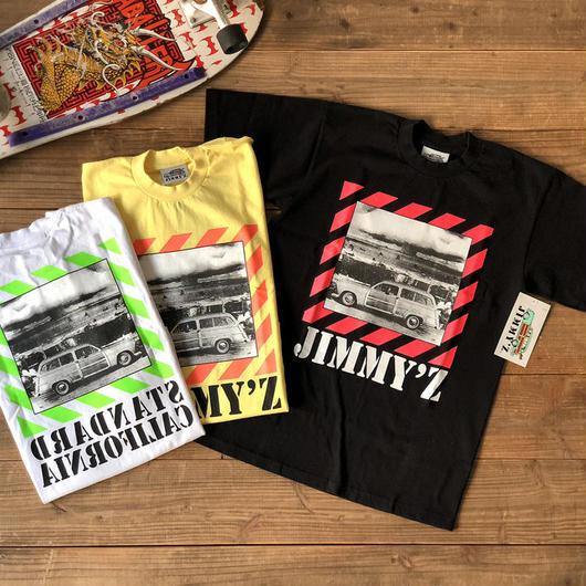 『JIMMY'Z × SD Bomb Logo T』