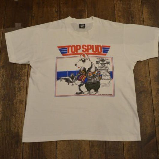 "80's  ""TOPSPUD"" パロディー"