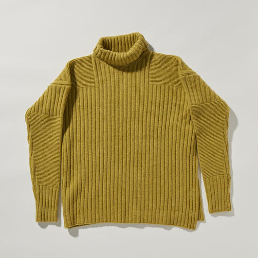MILITARY COMMAND KNIT【UNISEX】