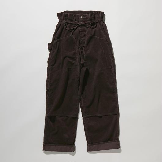 CORDUROY BIG PAINTER PANTS【UNISEX】